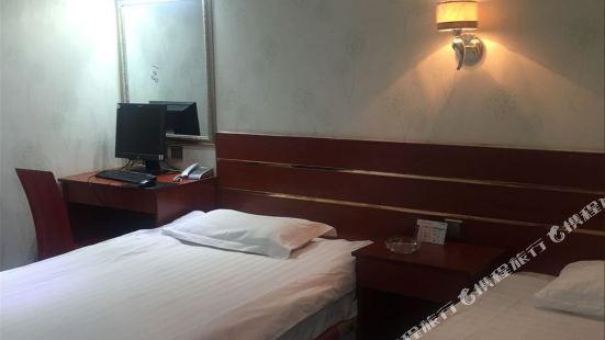 哈密聖達快捷酒店