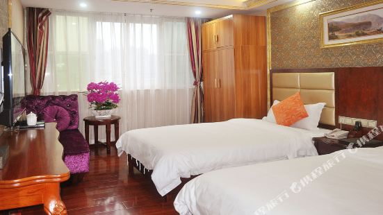 Jingdu Hotel (Guangzhou Chenjiaci Metro Station)