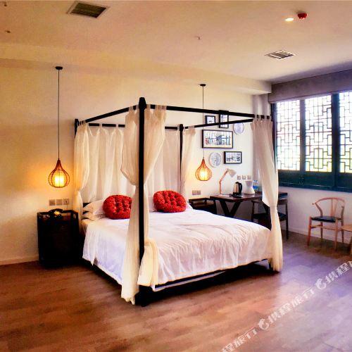 Qingshe Boutique Hostel Mianxian Zhuge Ancient Town