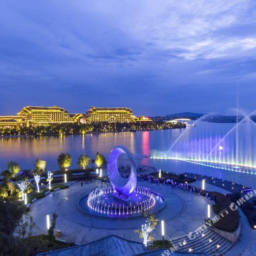 湖北天嶼湖假日酒店
