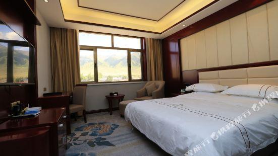 巴里坤廣安鑫賓館