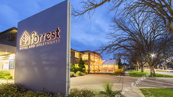 Forrest Hotel & Apartments Canberra