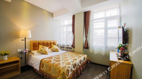 Maitian International Youth Hostel (Harbin Central Street Baroque)