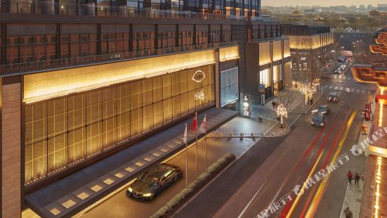 Mandarin Oriental Wangfujing Beijing