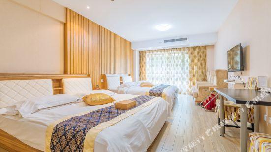 南京冬日暖陽公寓(5號店)
