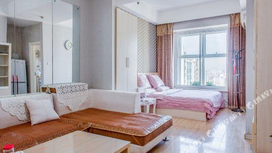 濟南愛之旅温馨的之家酒店式公寓(民康裏特色步行街店)
