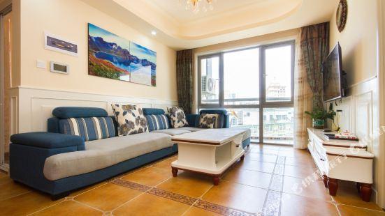 Clover Seaview Apartment Sanya Dadonghai