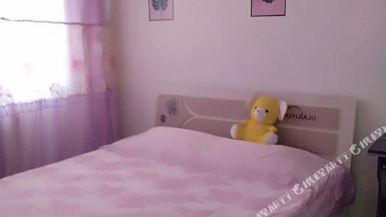 呼倫貝爾紫色妖姬公寓