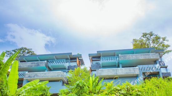 180 Degree Sea View Half Mountain Villa
