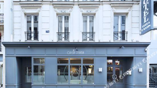 巴黎安庭劇院酒店