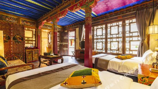 Floral Hotel Lincang (Lhasa Jokhang Temple Old Town)