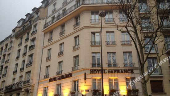 ホテル デ フランス インヴァリデス