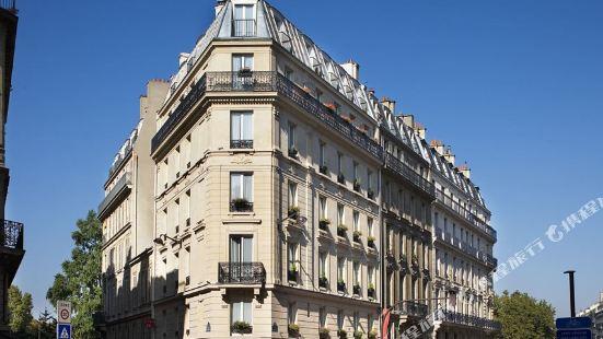 Hotel Elysa-Luxembourg Paris