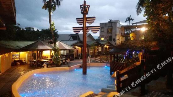 花蓮椰子林温泉飯店