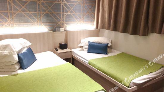 香港銅鑼灣投棧(家庭旅館)
