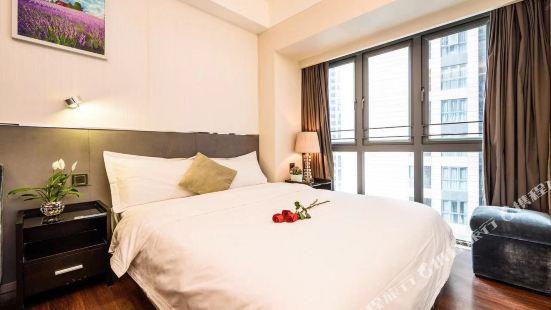 Weimeina International Apartment Hotel (Shenzhen Jingji Binhe Shidai)