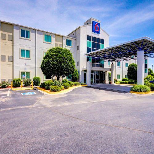 Motel 6-El Reno, OK
