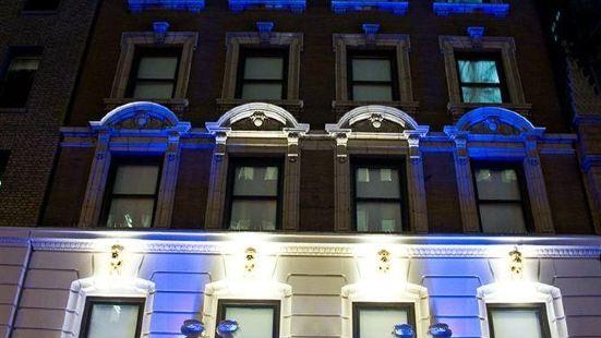 紐約時代廣場聖殿酒店