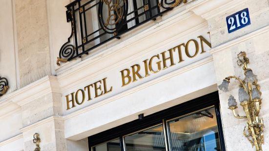 Hôtel Brighton - Esprit de France