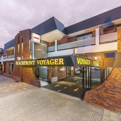 Beachfront Voyager Motor Inn