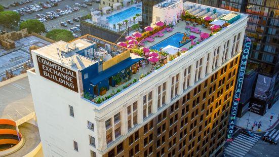洛杉磯寫意酒店