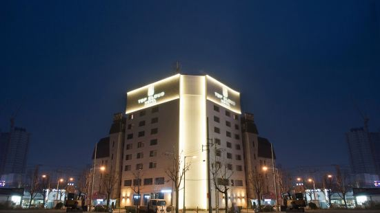 Top Cloud Hotel Gwangju