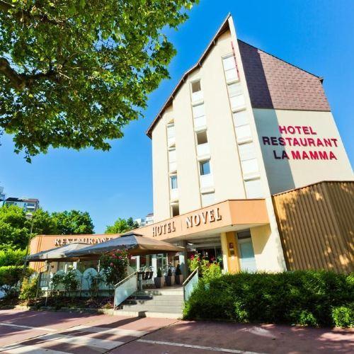 Hotel Novel Restaurant La Mamma