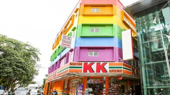 KK Hotel Jalan Pahang