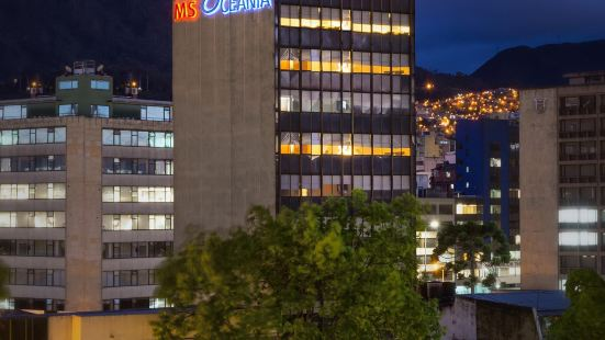 Hotel Oceania Bogota