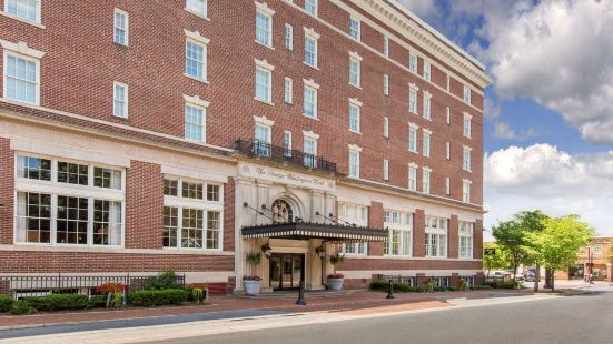 The George Washington Hotel, A Wyndham Grand Hotel