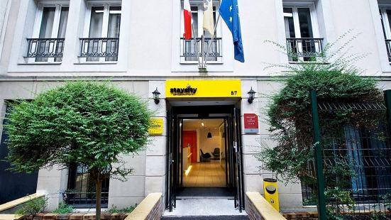 斯達提公寓式酒店,巴黎東站