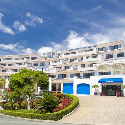 庫拉姆波恩特沙灘酒店