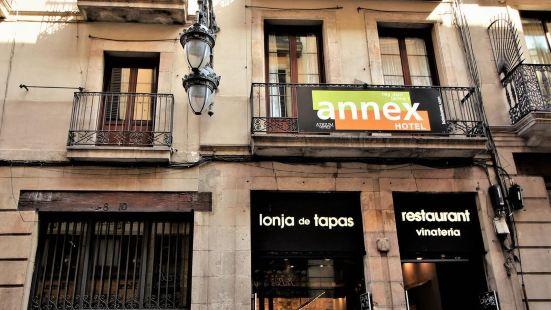 Hotel Annex - Rey Don Jaime I