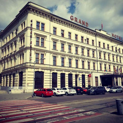 Grandhotel Brno