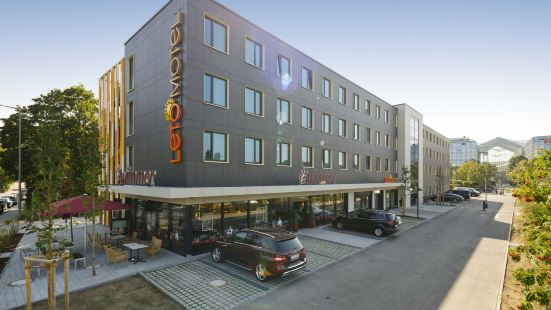 慕尼黑勒託北城汽車旅館