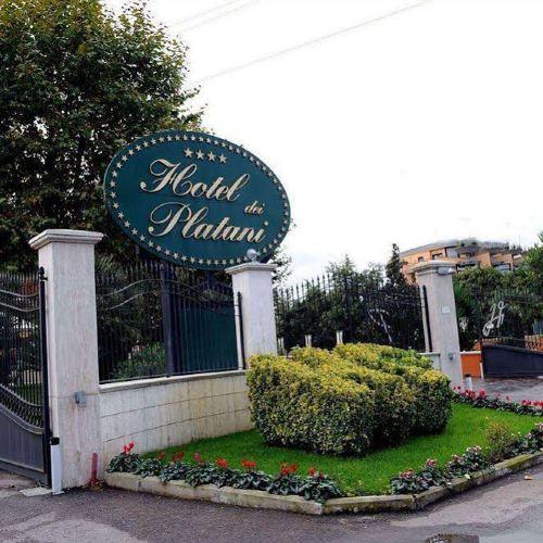 普拉塔尼酒店