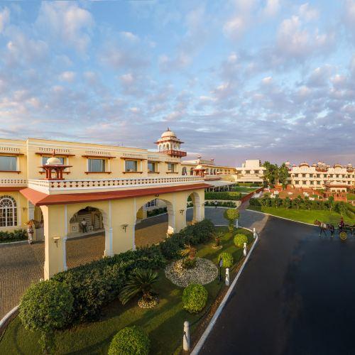 賈瑪哈爾皇宮酒店