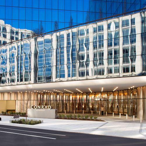 華盛頓哥倫比亞特區康萊德酒店