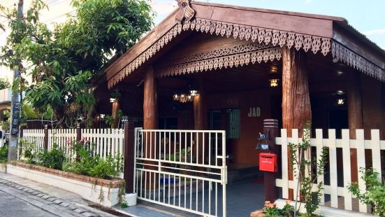 Jao Wooden House