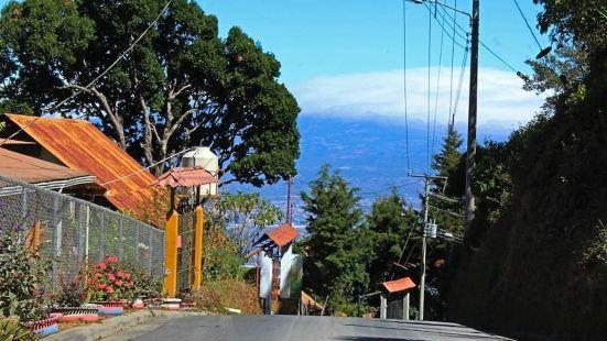 Santa Ana City Views - Breathtaking Full Chalet
