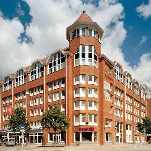 布羅斯斯堪迪克廣場酒店
