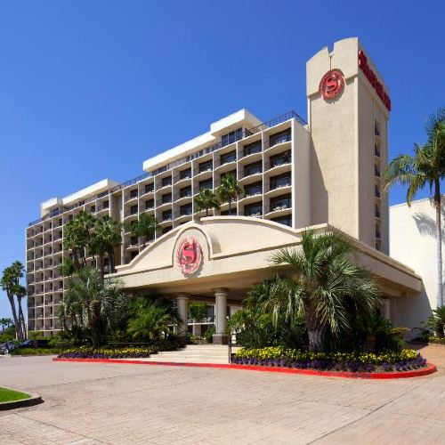 Sheraton San Diego Hotel & Marina