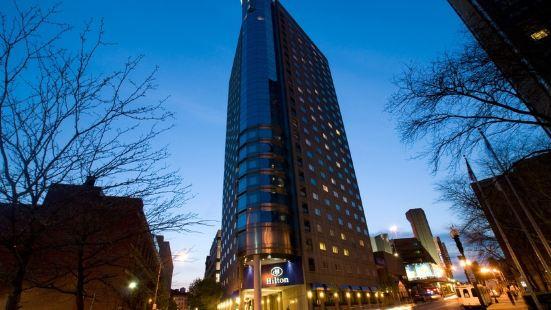 波士頓後灣希爾頓酒店
