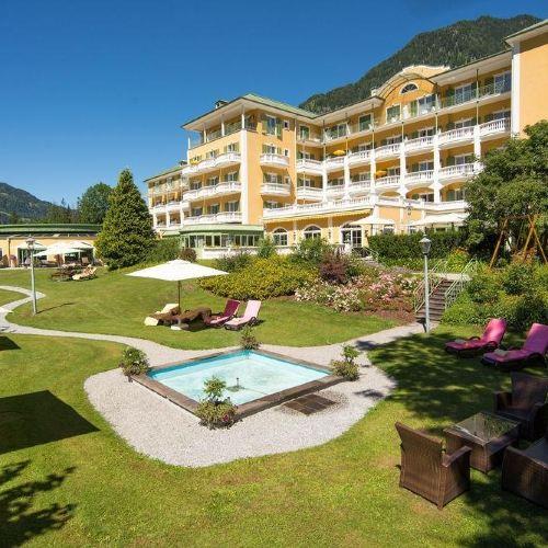 阿爾卑斯之家葛勢泰訥爾達酒店