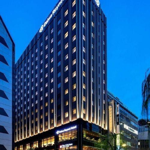 Daiwa Roynet Hotel Ginza Tokyo