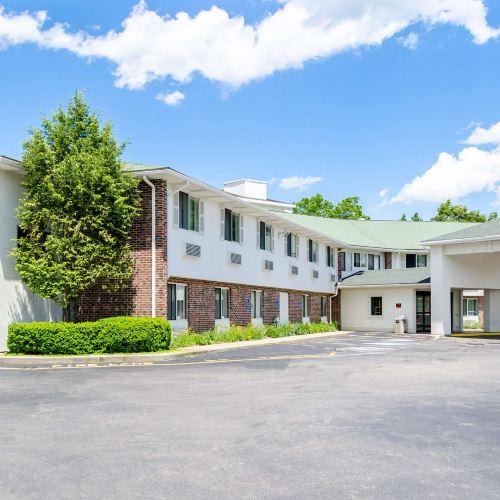 馬薩諸塞韋斯特堡 6 號汽車旅館