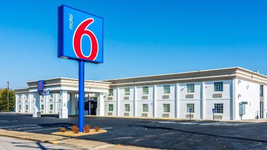 弗吉尼亞彼得斯堡利堡 6 號汽車旅館