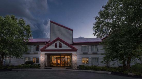 哥倫布 - 希伯倫紅屋頂酒店
