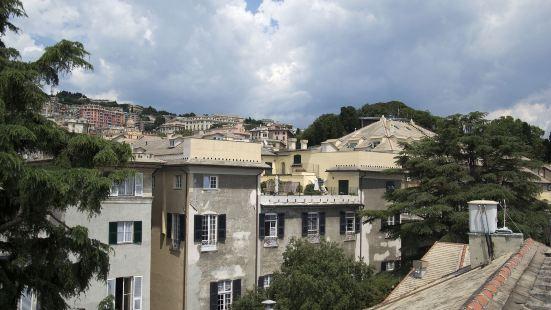 屋頂的天空酒店