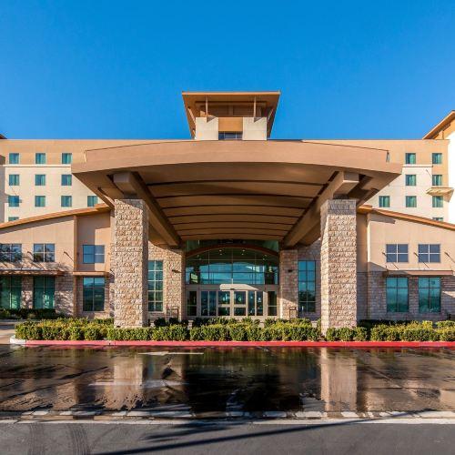 棕櫚希爾頓尊盛酒店